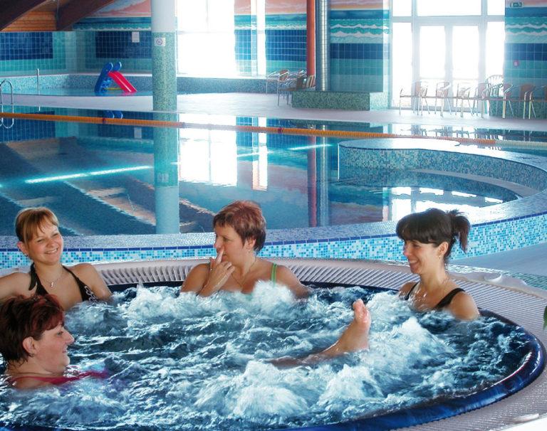 Wellness Hotel Frymburk-Príďte navštíviť najväčšie hotelové wellness centrum v Českej republike