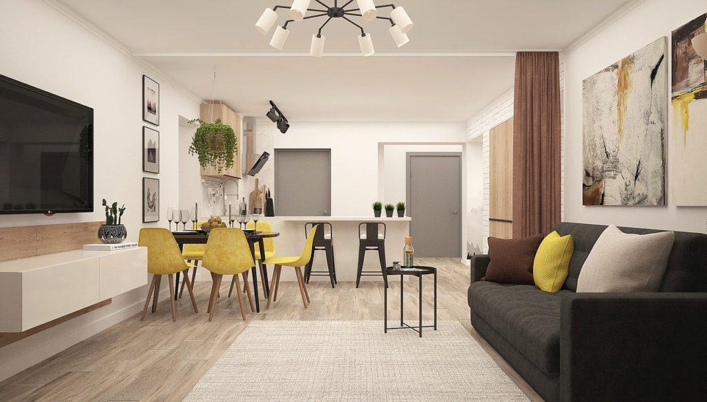 Objavte interiérové trendy pre rok 2021